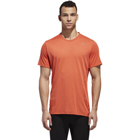 adidas Supernova Running Tee SS Men Raw Amber